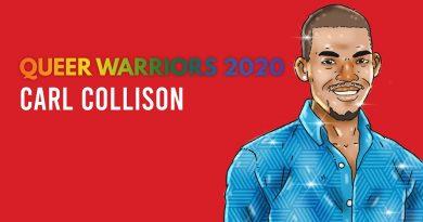 Queer Warrior: Carl Collison