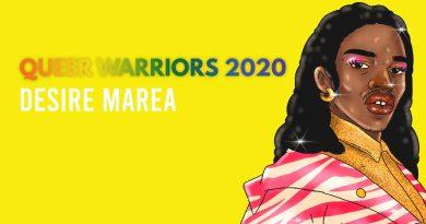 Queer Warrior: Desire Marea