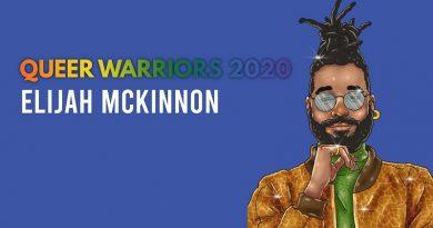 Queer Warrior: Elijah McKinnon