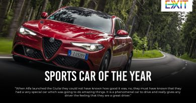 SPORTS CAR OF THE YEAR
