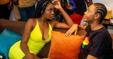 Nigerian Lesbian Love Story Censored
